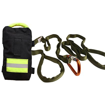 ARS Rescue Strap with Carabiner and Fire/Rescue Rapid Deployment Bag Kit