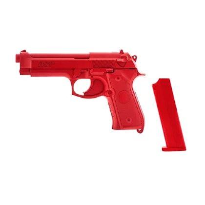 ASP Enhanced Red Training Gun Beretta 92