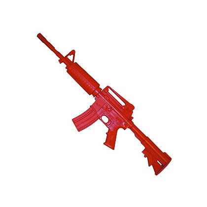 ASP Red Training Gun Government Carbine