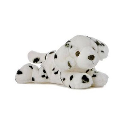 Domino The Dalmatian Stuffed Dog
