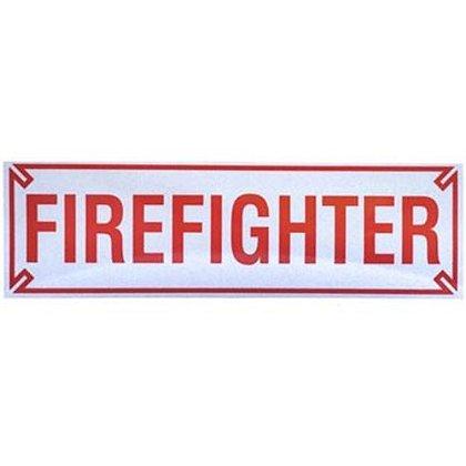 Firefighter 10 Inch Bumper Strip