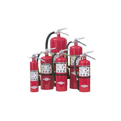 Amerex ABC Dry Chemical Fire Extinguishers