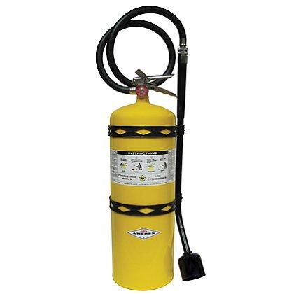 Amerex Class D Dry Powder Extinguisher w/ Wall Bracket