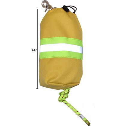 The FireStore Bailout Bag with Orange Personal Escape Rope