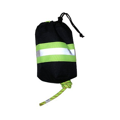 The FireStore Bailout Bag w/ Yellow Personal Escape Rope