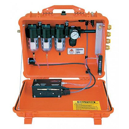 Air Systems Breather Box® with CO Monitor