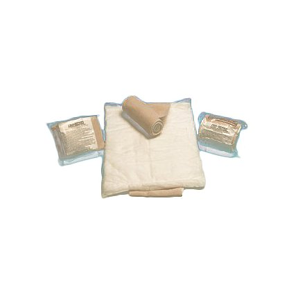 H & H Medical Corporation Big Cinch Abdominal Bandage, Latex Free