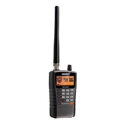 Uniden 500 Alpha Tagged Channel Bearcat Handheld Scanner