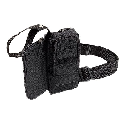 Smiths Medical Protective Rubber Boot/Strap or Carry Case with Belt Clip for BCI 3301 Hand Held Pulse Oximeter