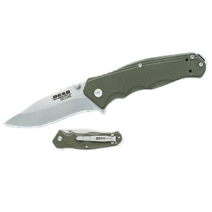 Bear & Son Green G10 Sideliner