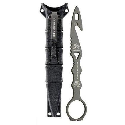 Benchmade SOCP 179GRY Hood Fixed Blade