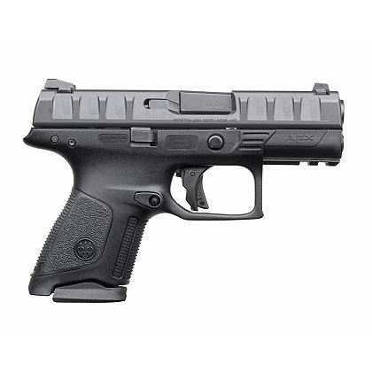 Beretta APX Compact 9mm with 3 Dot Sights, 13rds