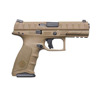 Beretta Flat Dark Earth APX 9mm 17-Round Striker-Fired Pistol