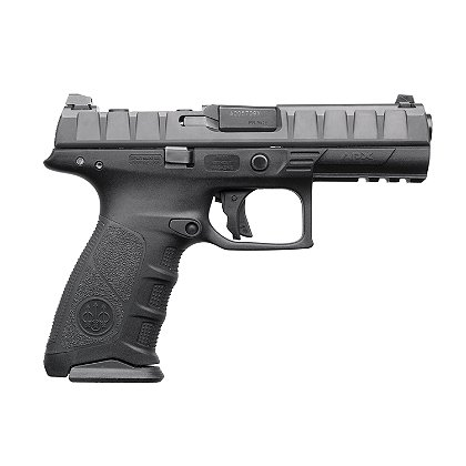 Beretta APX Full Size 9mm, 3 Dot sights, 10rd Magazine
