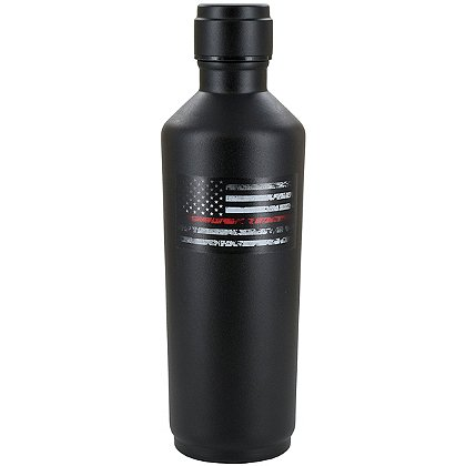 Bevanda 16 oz. Red Line Flag Canteen