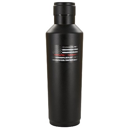 Bevanda 25 oz. Red Line Flag Canteen