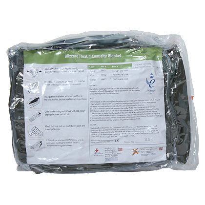 PerSys Blizzard Heat Casualty Blanket