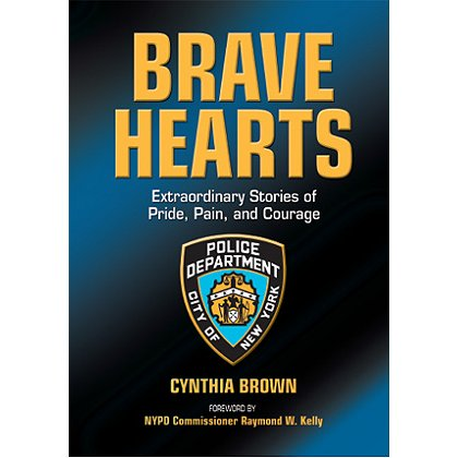 Book Brave Hearts, by Cynthia Brown, Paperback