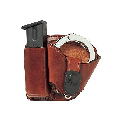 Bianchi 45 Leather Concealment Mag/Cuff Paddle