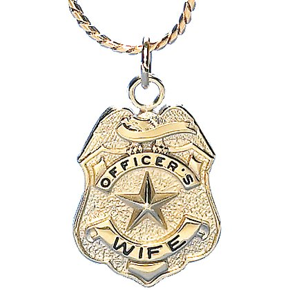 Blackinton Officer's Wife Charm
