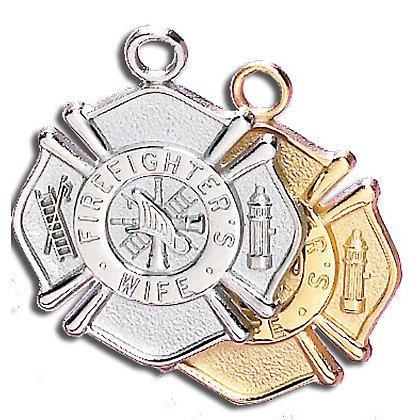 Blackinton Fireman's Wife Charm