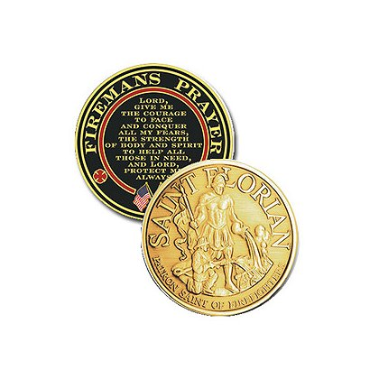 Blackinton St. Florian Challenge Coin
