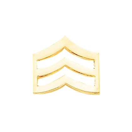 Blackinton Small Sergeant Chevron