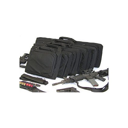 Blackhawk Homeland Security Discreet Modular Cases, Black