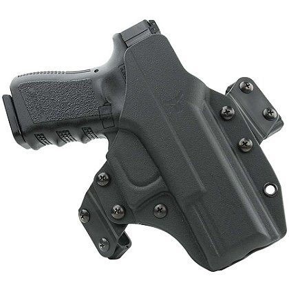 "Blade-Tech 1.5"" Ambidextrous Total Eclipse Holster"