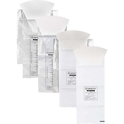 Curaplex Emesis Bags Cardboard Rim
