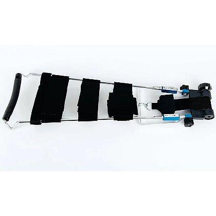 "FareTec QD-3 45"" Long Leg Traction Splint with Injection Molded Ratchet"