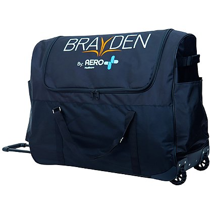 Aero Healthcare Trolley Bag for 4 Brayden Manikins
