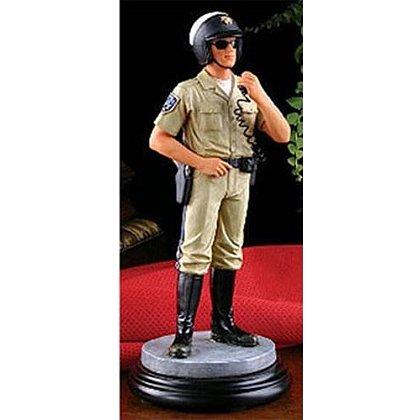 Strategic Transmission Blue Hats of Bravery Statue