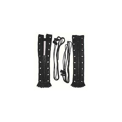 Pro Warrington Boot Zippers, Includes Laces and 2 Pair of Cord-Loks