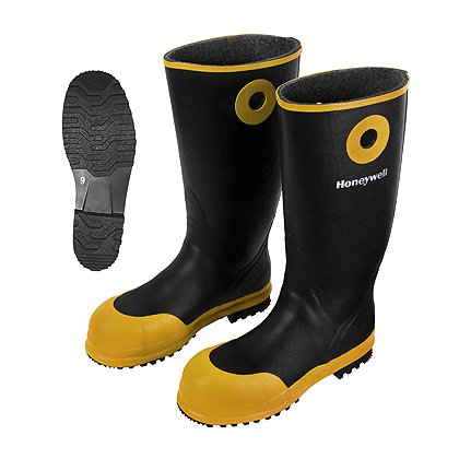 Honeywell Ranger Series Model 2600 Rubber Boots, 16