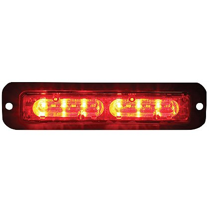 Code 3 MR6 TriColor LED Lighthead