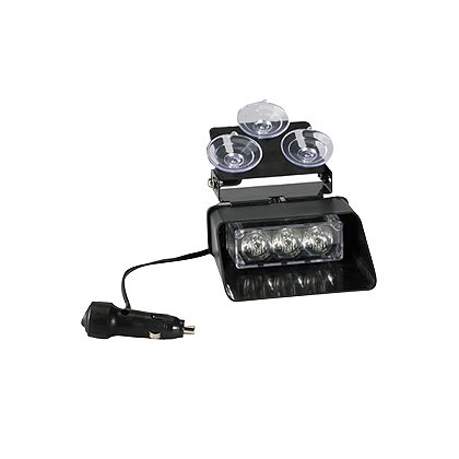 Code 3 Warrior Dash Light - 3-Up