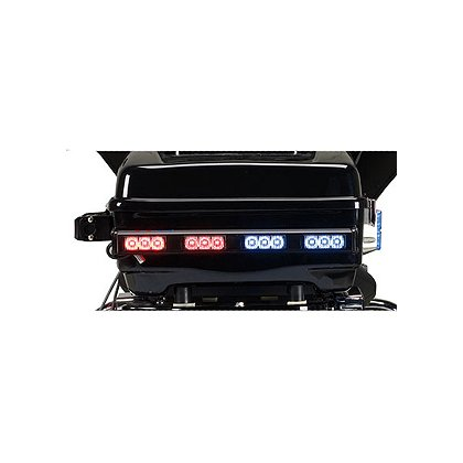 Code 3 XT304 Motorcycle Quad Head Lighting System