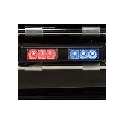 Code 3 XT302 Motorcycle Dual Head Lighting System