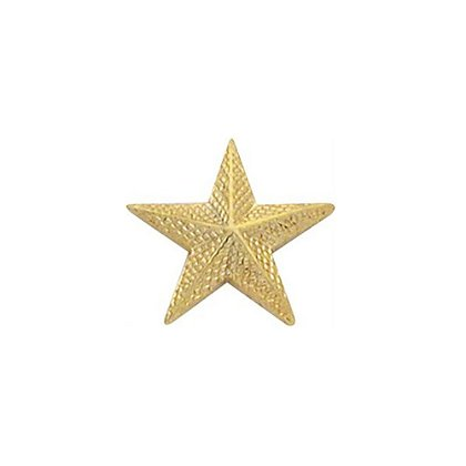 Smith & Warren Textured Collar Stars