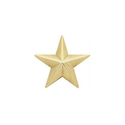 Smith & Warren Collar Stars, .61