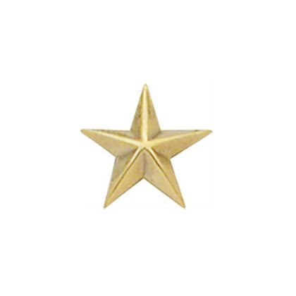 Smith & Warren Collar Stars, .45