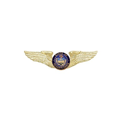 Smith & Warren Wings Insignia with 1/2