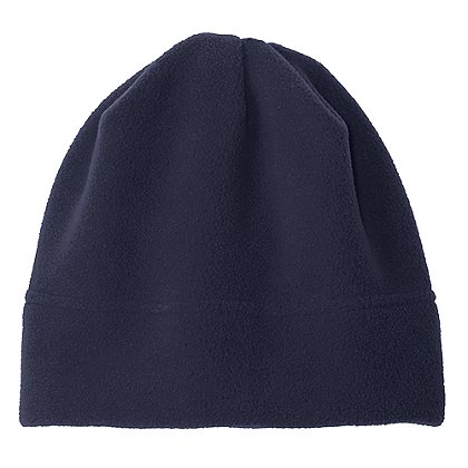 Port Authority R-Tek® Stretch Fleece Beanie, Navy