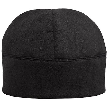 Port Authority Fleece Beanie, Black