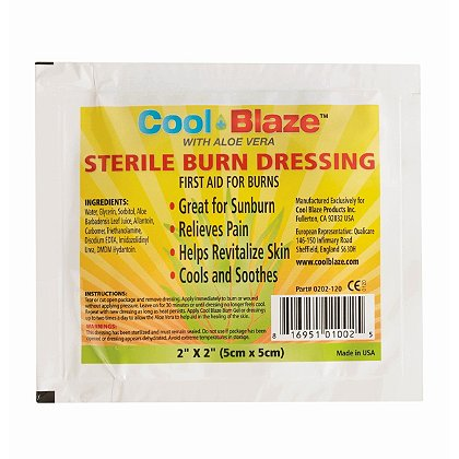 Cool Blaze Burn Dressings