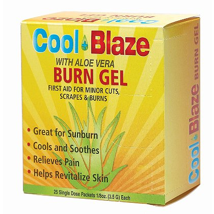 Cool Blaze Single Dose Burn Gel