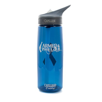 CamelBak Armed and Fabulous Eddy Oxford .75L Water Bottle