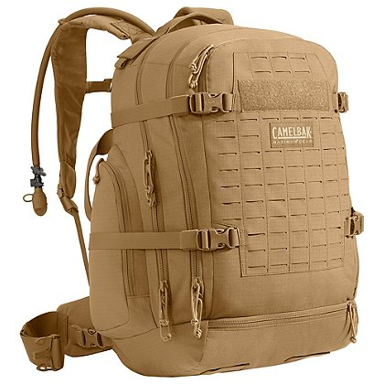 CamelBak Rubicon Cargo Pack, 100 oz./3 L, Coyote