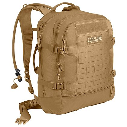 CamelBak Skirmish Cargo Pack, 100 oz./3 L, Coyote